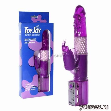 �������� High-Tech Disco Rabbit-Passion Purple