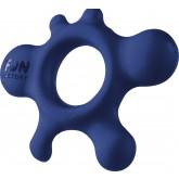 Эрекционное Кольцо Fun Factory Lovering RAIN, цвет синий