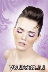 Pесницы Purple Flash