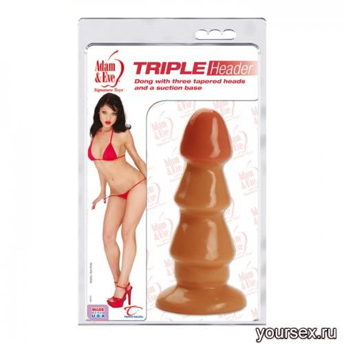 �������� ���������� Triple Header Dong Flesh