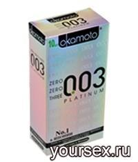 ������������ OKAMOTO Platinum �10