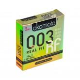 Презервативы OKAMOTO Real Fit №3