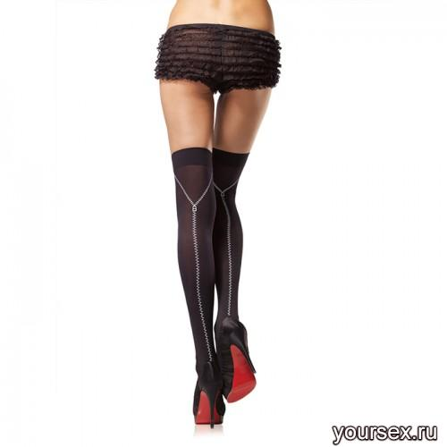 ����� � �������� Opaque Thigh High