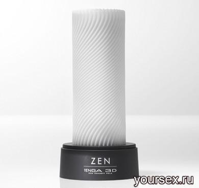 �����������  Tenga 3D Zen