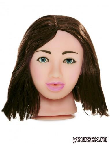 Оральный Мегамастурбатор Fuck My Face Brunette