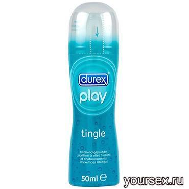 ������ Durex Play Tingle