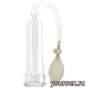 ��������� ����� So Pumped Penis Pump Clear