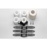 Дополнительные части для экстендера Экстендер Jes GT Kit, цвет черный