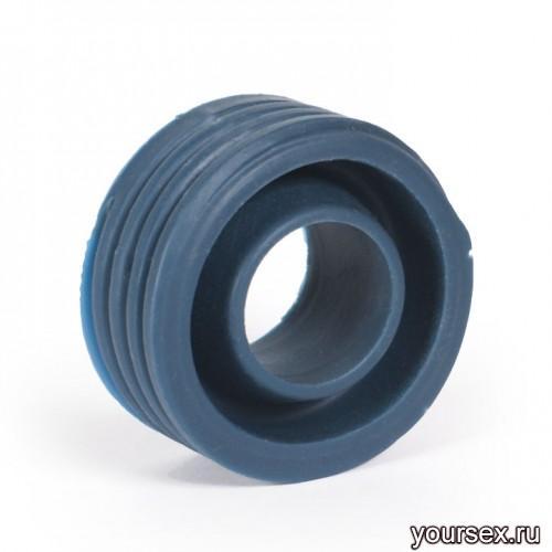 Keep Burning Кольцо из силикона CK12BP, цвет темно-синий