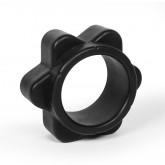 Keep Burning Кольцо из силикона CK14B, цвет черный