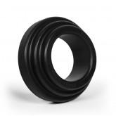 Keep Burning Кольцо из силикона CK17B, цвет черный