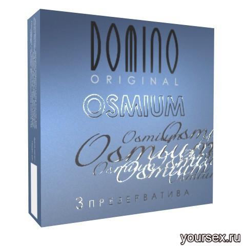 Презервативы Domino Original Osmium