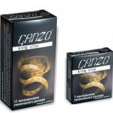 Презервативы Ganzo King Size №12 увеличенного размера