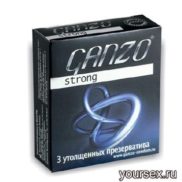 ������������ Ganzo Strong �3 ����������