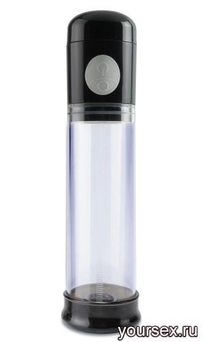 Вакуумный Вибростимулятор Pump Worx Auto-VAC Power Pump