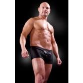 Боксеры со съемным клапаном черные, L/XL