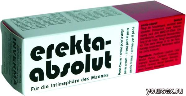 Крем Erekta-Absolut, 18ml