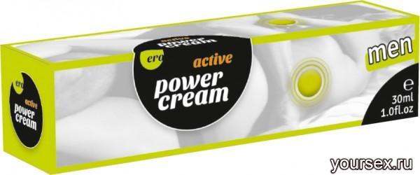 Крем для Мужчин Power Cream Aktive men 30мл