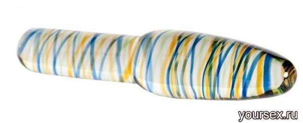 Фаллоимитатор Sexus Glass -16 см