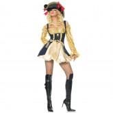 Костюм Le Frivole Роскошная пиратка, S/M