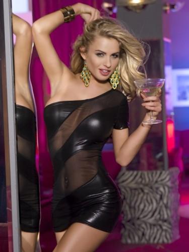 Клубное Платье с Открытым Плечом черное-OS