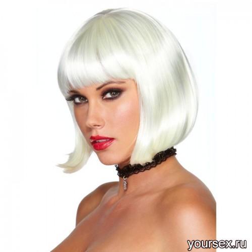 Парик-Каре Блонд Playfully Golden