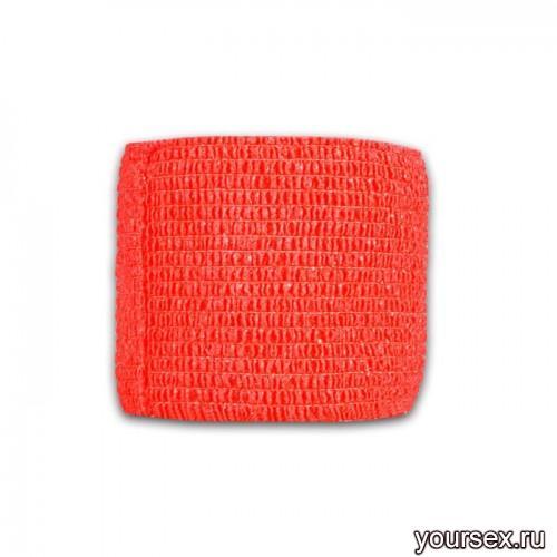 Перевязочная Лента LuxLab красная широкая