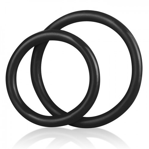 ����������� ������ Silicone Cock Ring Set ������