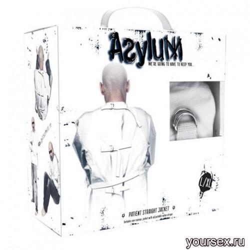 Смирительная Рубашка Asylum, L- XL