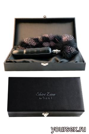 ������������� MINX VIBRATOR WITH FEATHER