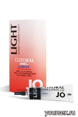 ������������ ���� ��� ������� JO ������� �������� Clitoral Light, 10 ��