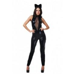 Костюм Le Frivole Чёрная кошка, M/L