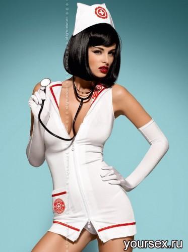 ������ Obsessive Emergency Dress, ������ XXL