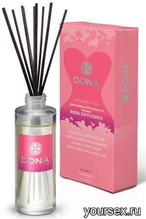 ������������ ������� DONA Reed Diffusers Flirty Aroma: Blushing Berry 60 ��
