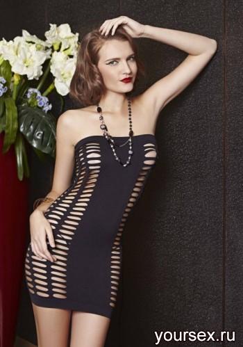 Платье Temptlife, черный, OS
