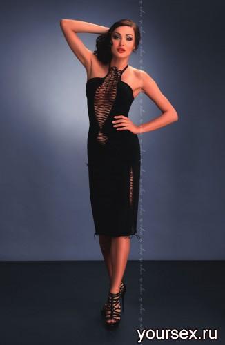 Черное платье Maxima S/M