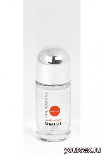 Концентрат феромонов для женщин Shiatsu 15 мл