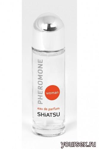 Концентрат феромонов для женщин Shiatsu 25 мл