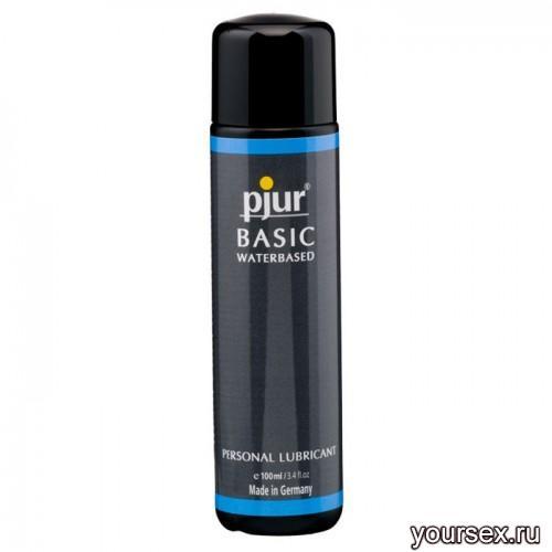 ������ ��������� PJUR� BASIC WATERBASED 100 ML