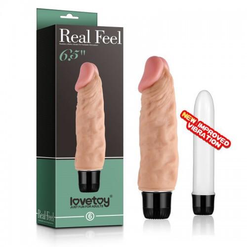 Вибратор Real Feel Realistic
