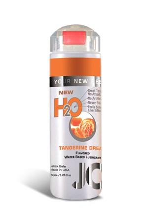 Ароматизированный Лубрикант JO Flavored Tangerine Dream, 120 мл