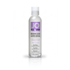 Массажный гель-масло ALL-IN-ONE Massage Oil Lavender с ароматом лаванды 120 мл