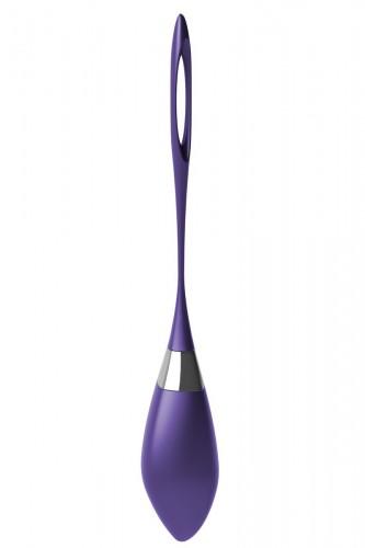 Виброяйцо OVO R6 REMOTE на дистанционном управлении, фиолетовое