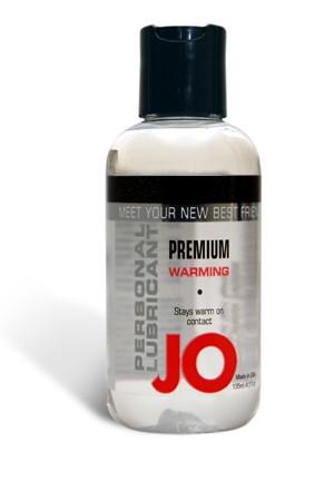 Возбуждающий любрикант на силиконовой основе JO Personal Premium Lubricant Warming, 120 мл
