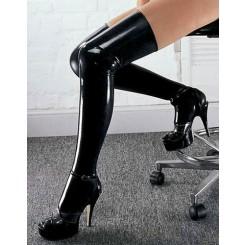 ��������� ����� Sharon Sloane - Latex Stockings Large, ������