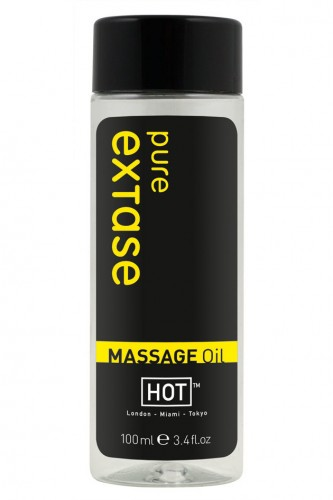 ��������� ����� Hot Massage Oil ������, 100 ��