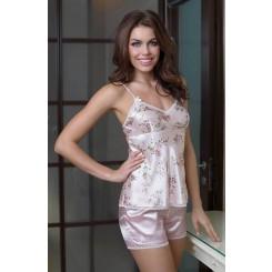Пижама Mia-Mia Luisa, розовая XS