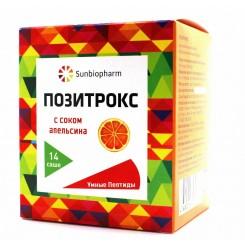 Позитрокс с соком апельсина