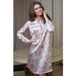 Сорочка-Рубашка Mia-Mia Luisa, розовая S