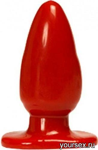 �������� ������ Red Boy Line Large Butt Plug